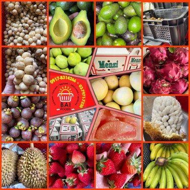FRESH FRUITS by BAI Harvests 7 Oct 2020 Delivered fresh via AIR cargo from ...