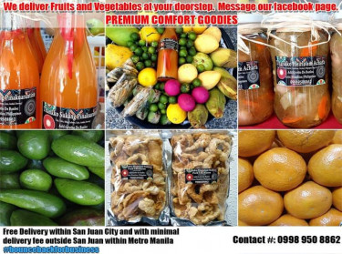 We deliver Fruits and vegetables at your doorstep. Message our fb page ...